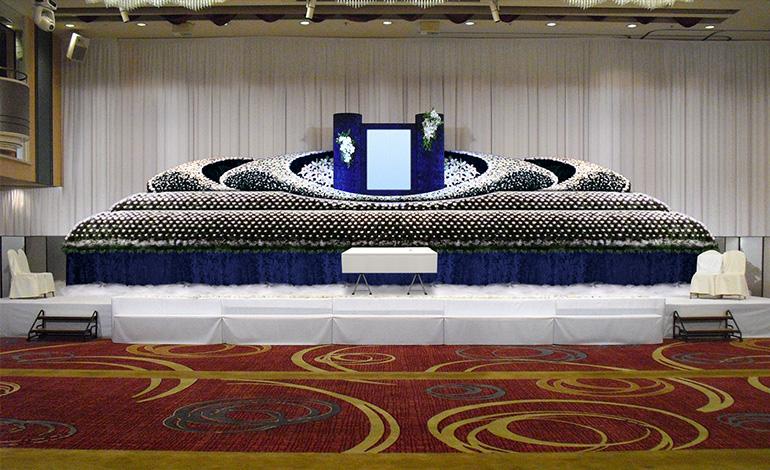 社葬祭壇A